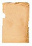 Il documento invecchiato digitalmente ha scandetto dai vecchi libri illustrazione di stock