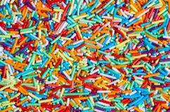 Il dolce spruzza il fondo Fotografia Stock