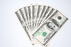 Il dollaro US Fotografia Stock Libera da Diritti