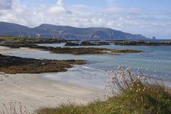 Il Donegal ad ovest scenico Fotografia Stock Libera da Diritti