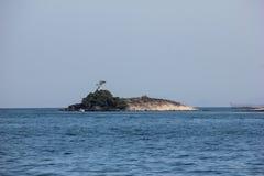 Il DOS Reis e Ilha di Angra grandi è destinazioni turistiche in Rio de Janeiro Immagine Stock