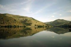 Il Douro - il Portogallo Fotografia Stock