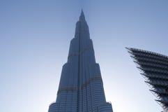 Il Dubai Burj Khalifa Immagine Stock Libera da Diritti