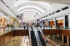 Il Dubai Mal Immagini Stock