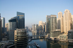 Il Dubai, UAE Fotografia Stock