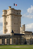 Il Dungeon del castello di Vincennes Fotografia Stock Libera da Diritti