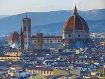 Il-Duomo Royaltyfri Bild
