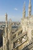 Il Duomo di Milan, Italy Royalty Free Stock Images