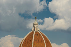 Il duomo - Firenze Fotografia Stock Libera da Diritti