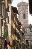 IL Duomo, Florence Royalty-vrije Stock Afbeelding