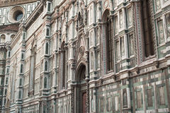 Il-Duomo, Florence Arkivfoto
