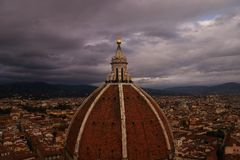 Il duomo In Florence Royalty Free Stock Photography
