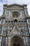 Il duomo. In Florence, italy Stock Photo