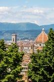 IL-Duomo - Florenz, Italien Lizenzfreies Stockfoto