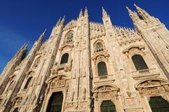 IL Duomo Milaan, Italië Royalty-vrije Stock Foto