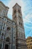 Il-Duomoarkitektur, Florence, Italien arkivfoton
