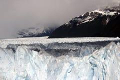 Il EL Calafate, Patagonia, Argentin di Perito Moreno Fotografie Stock