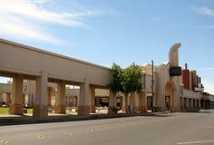 Il EL Centro è una cittadina nel Imperial Valley, la California, Immagine Stock
