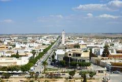 Il EL Djem è una città in Tunisia Immagine Stock Libera da Diritti