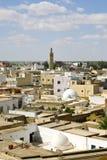 Il EL Djem è una città in Tunisia, governorate di Mahdia Fotografia Stock
