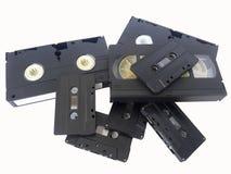 Il est bande vidéo et classique Photographie stock