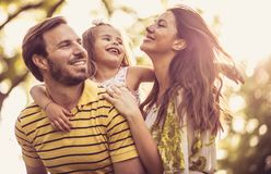 Il est temps d'apprécier avec votre famille photos stock