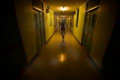Il fantasma dei bambini Fotografia Stock