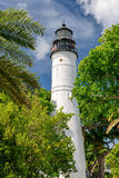 Il faro di Key West, chiavi di Florida, Florida Fotografia Stock Libera da Diritti