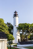 Il faro di Key West, Florida, U.S.A. Immagine Stock Libera da Diritti