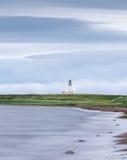 Il faro a Turmberry Scozia Fotografia Stock Libera da Diritti