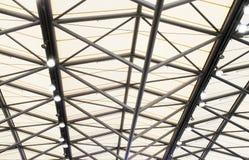 Il fascio del triangolo Fotografie Stock