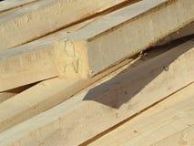 Il fascio piegato per costruzione Fotografie Stock Libere da Diritti