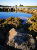 Il fatato del porto dell'isola Fotografie Stock Libere da Diritti