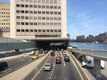 Il FDR guida in Manhattan Immagine Stock Libera da Diritti