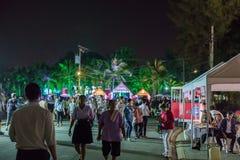 Il festival del turismo della Tailandia immagine stock