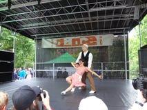 Il festival 32 di ballo di 2013 balli Fotografie Stock