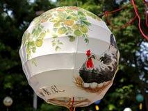 Il festival 2013 di folclore di Wannian a Kaohsiung, Taiwan Fotografia Stock