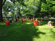Il festival 2013 di invenzione NYC 26 Fotografie Stock Libere da Diritti