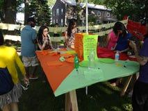 Il festival 2013 di invenzione NYC 5 Immagini Stock Libere da Diritti