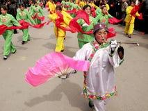 Il festival di sorgente in Cina Fotografie Stock Libere da Diritti
