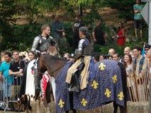 2016 il festival medievale 13 Fotografie Stock Libere da Diritti