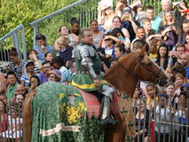 2016 il festival medievale 28 Immagine Stock Libera da Diritti