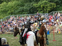 2016 il festival medievale 57 Fotografie Stock