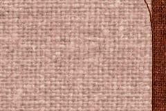 Il filo del tessuto, l'industria del tessuto, la tela cachi, materiale della tela di sacco, retro-ha disegnato il fondo Immagine Stock Libera da Diritti