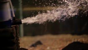 Il filtro per l'acquario fa il flusso video d archivio
