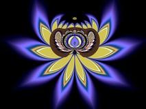 Il fiore di loto Immagini Stock