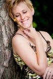 il fiore gradice sorridere fotografia stock libera da diritti