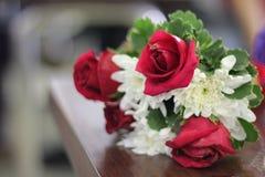 Il fiore variopinto per graduation fotografia stock