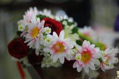 Il fiore variopinto per graduation immagine stock libera da diritti