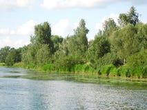 Il fiume Immagini Stock Libere da Diritti